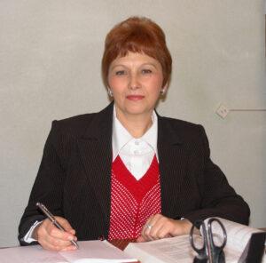 Горина Ирина Николаевна