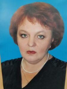 Сашнина Лариса Юрьевна
