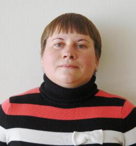 Власова Людмила Михайловна