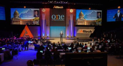 Конференция идей Alltech ONE