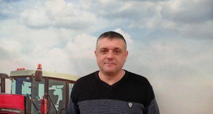 Современные агромашины Ростсельмаш на выставке «День Воронежского поля -2021»