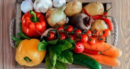 В России собрано более 1,1 млн тонн овощей