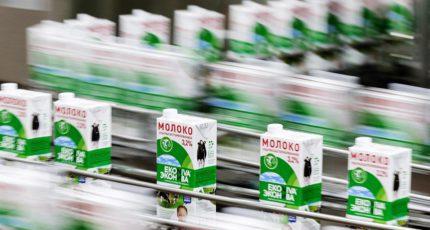 «ЭкоНива» будет развивать онлайн-продажи молочной продукции