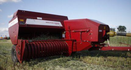 Пресс-подборщик Ростсельмаша удостоился звания «Лучшая сельхозмашина 2021» среди фермеров