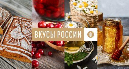 Стартовало народное голосование в рамках конкурса «Вкусы России»